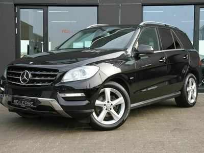 brugt Mercedes ML350 ML3503,0 BlueTEC aut. 4Matic Van 5d 3,0 BlueTEC aut. 4Matic Van 5d