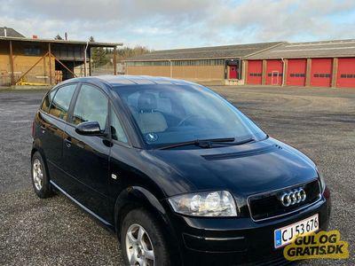 brugt Audi A2 1.2 TDi 3L