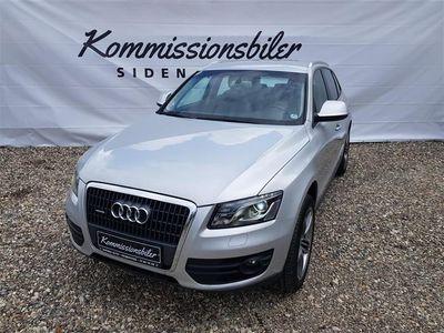 brugt Audi Q5 2,0 TDI Quattro 170HK 5d 6g