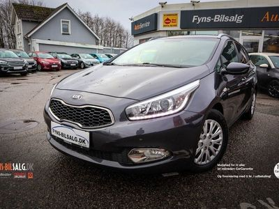 brugt Kia cee'd 1,6 GDi Style+ Clim SW