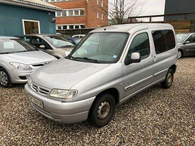 brugt Citroën Berlingo 1,8i SX