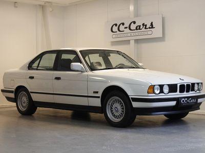 brugt BMW 520 5 serie E34 i 2,0