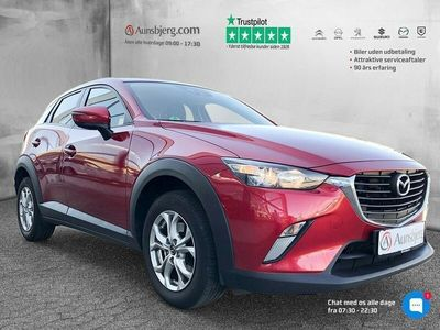 brugt Mazda CX-3 Sky-G 120 Vision aut.