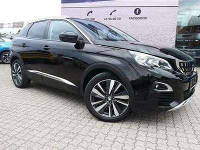 brugt Peugeot 3008 1,2 PureTech Allure 130HK 5d 6g