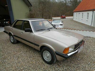 brugt Ford Taunus 2,3 Ghia Aut
