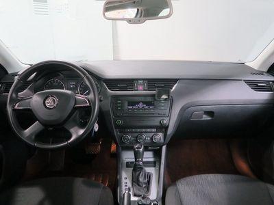 brugt Skoda Octavia TDi 150 Elegance Combi DSG