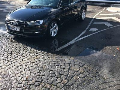 käytetty Audi A3 Limousine 2.0 TDI 150 HK 4-DØRS
