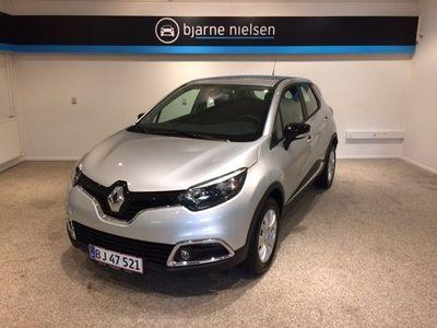brugt Renault Captur 1,5 dCi 90 Expression Navi Style