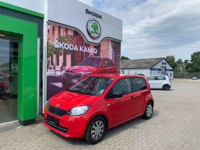 brugt Skoda Citigo 1,0 60 Family GreenTec