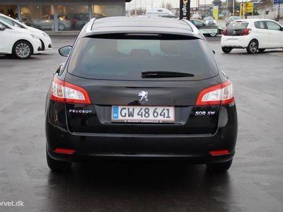 brugt Peugeot 508 SW 1,6 THP Allure 156HK Stc 6g