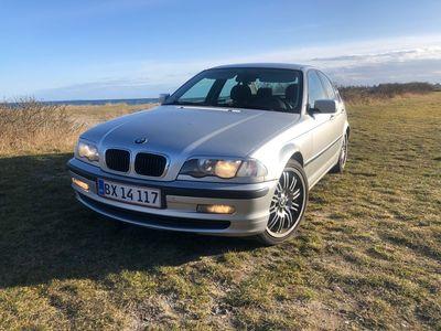 brugt BMW 323 3 serie E46 i