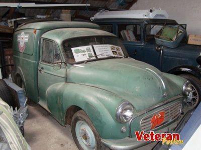 brugt Morris 1000 Super O. van