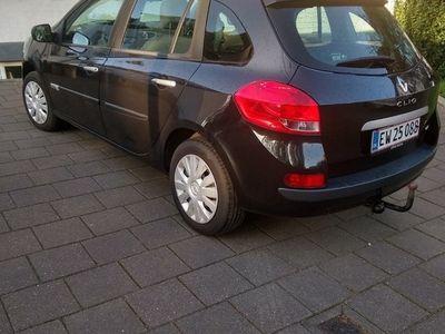 brugt Renault Clio SPORT TOURER 1,5 DCI 75