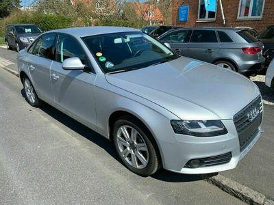 brugt Audi A4 2,7 TDi 190 Multitr.