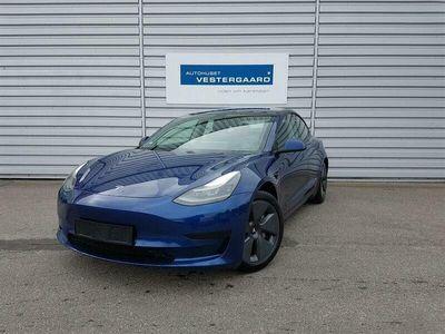 brugt Tesla Model 3 EL Standard Range Plus 325HK Aut.