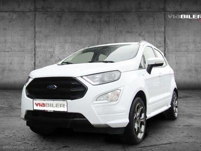 brugt Ford Ecosport 1,0 EcoBoost ST-Line 140HK 5d