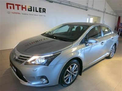 used Toyota Avensis 2,0 D-4D DPF T2 Premium 126HK 6g