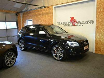 brugt Audi SQ5 TDi 326 Competition quattro Tiptr.