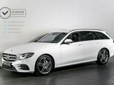 used Mercedes E220 2,0 AMG Line stc. aut.