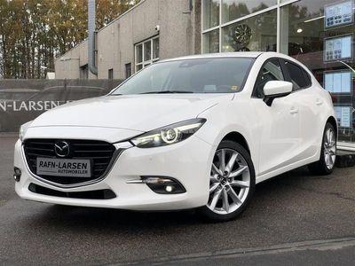 brugt Mazda 3 2,0 Skyactiv-G Optimum 120HK 5d 6g Aut.