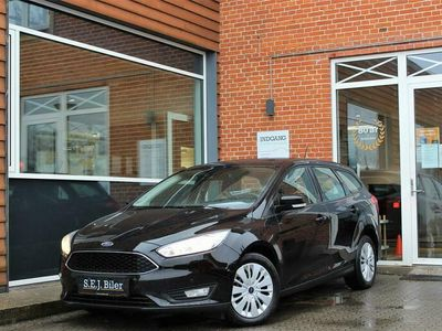 brugt Ford Focus 1,5 TDCi Trend 120HK Stc 6g A+