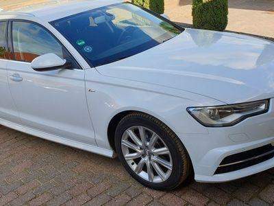brugt Audi A6 2.0 190 HK S-line plus
