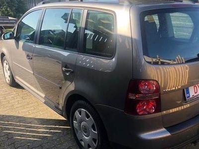 brugt VW Touran 1,4 Comfort line 7 Personers