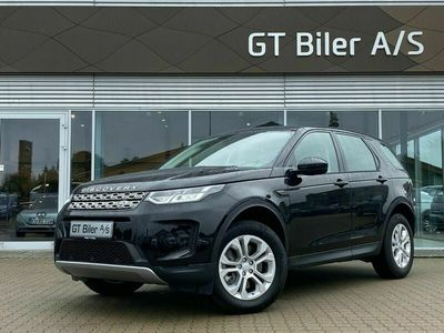 brugt Land Rover Discovery Sport 2,0 D180 S aut.