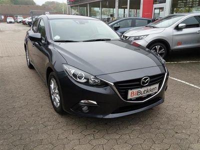 brugt Mazda 3 1,5 Skyactiv-G Vision 100HK 5d 6g
