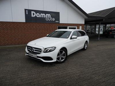 brugt Mercedes E220 0 d 9G-TRONIC Avantgarde 194HK st.car aut