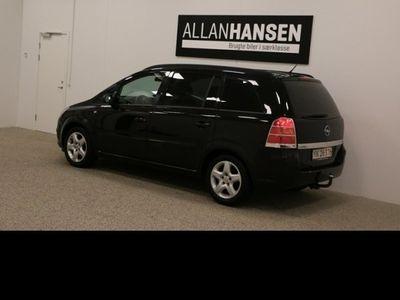 brugt Opel Zafira 16V 140 Limited