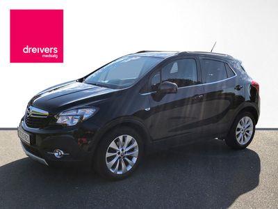 brugt Opel Mokka 1,4T Cosmo | 140HK | 5-dørs