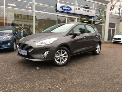 brugt Ford Fiesta EcoBoost mHEV Titanium