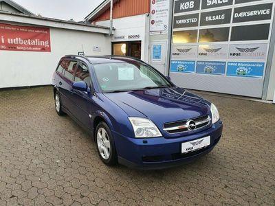 brugt Opel Vectra 1,8 16V Comfort Limited stc.