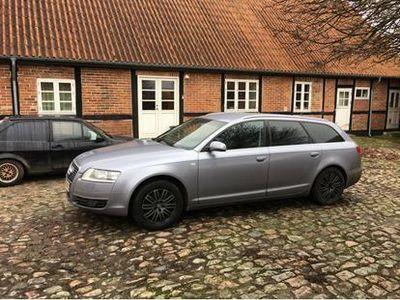 brugt Audi A6 3,0 TDI QUATTRO 233 HK