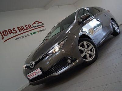 brugt Toyota Auris 1,6 D-4D T2 Comfort TS