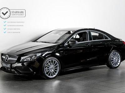 brugt Mercedes CLA200 1,6 Final Edition aut.