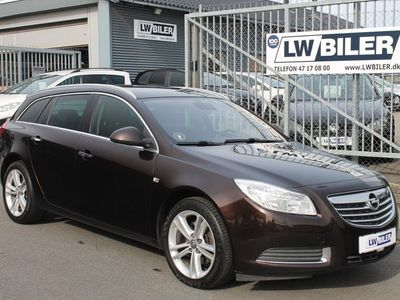 brugt Opel Insignia 2,0 CDTi 160 Cosmo ST aut.