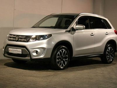 begagnad Suzuki Vitara 1,6 DDiS Exclusive