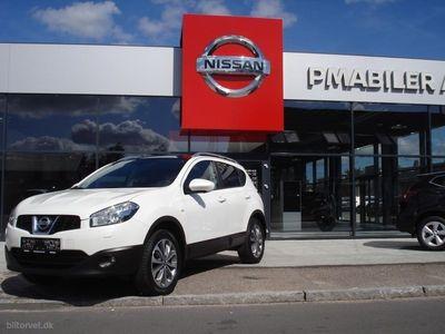 brugt Nissan Qashqai 1,5 D 110HK 5d 6g