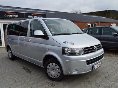 brugt VW Caravelle 2,0 TDi 140 Comfortline lang