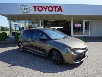 brugt Toyota Corolla 2,0 Hybrid H3 Premiumpakke aut 180HK 5d