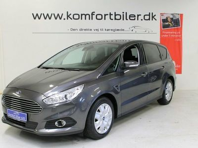 gebraucht Ford S-MAX 2,0 TDCi 150 Trend