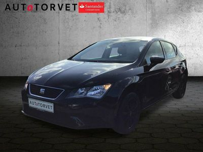 brugt Seat Leon 1,6 TDi 105 Reference