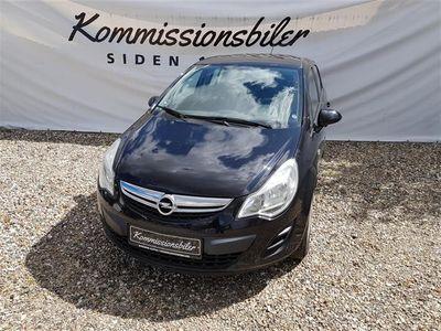 brugt Opel Corsa 1,0 Twinport Essentia 65HK 5d