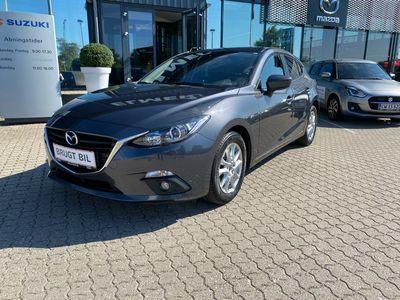 brugt Mazda 3 2,0 Skyactiv-G Vision 120HK 6g Aut. B