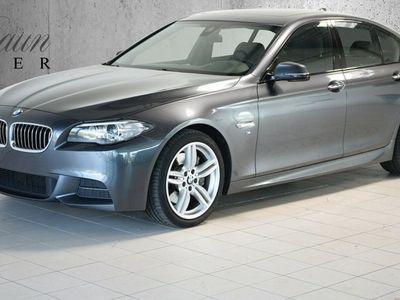 brugt BMW 530 d - 258 hk Steptronic Sedan M-SPORT