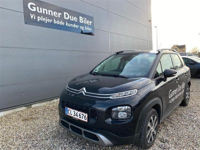 brugt Citroën C3 Aircross 1,6 Blue HDi Aspire+ start/stop 100HK 5d