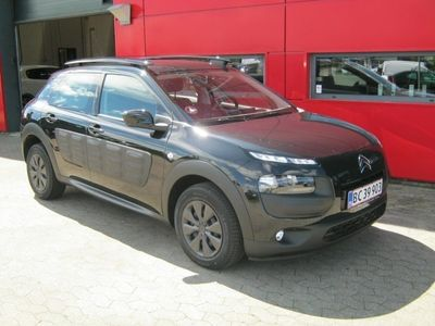 brugt Citroën C4 Cactus 1,6 Blue HDi Feel start/stop 100HK 5d
