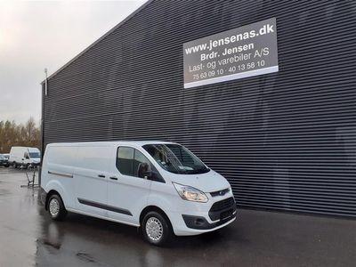 brugt Ford Custom Transit310 L2H1 2,2 TDCi Trend 125HK Van 6g 2016